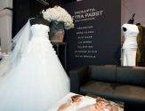 Petra Pabst | Pronuptia mit ihren phantastischen Brautkleidern.