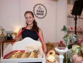 Und die süße Christine Zednicek von the Cake Shop.
