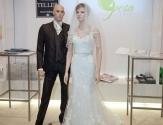 Teller für den Bräutigam und Sposa Vienna für die Braut.