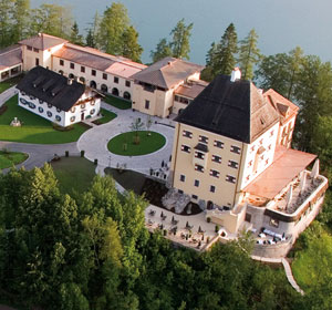 Schloss Fuschl </p>Resort &#038; Spa