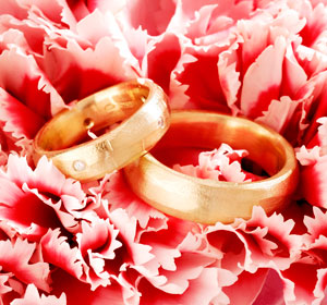 Wilde Ehe Ringe