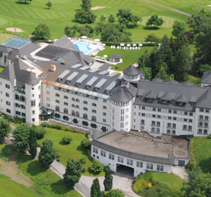 SCHLOSS PICHLARN </p>SPA &#038; GOLF RESORT