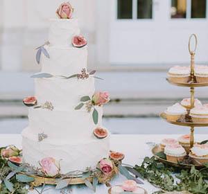 Kuchen mit Stil